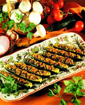 С чем приготовить брокколи в духовке